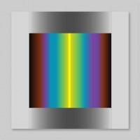 2001 | Riflesso multicolore